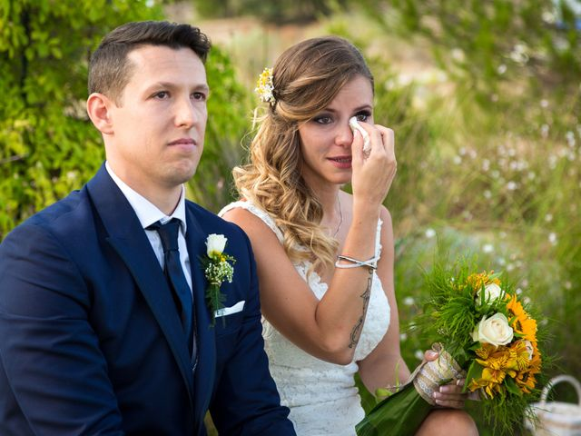 La boda de Jose y Irene en San Agustin De Guadalix, Madrid 19