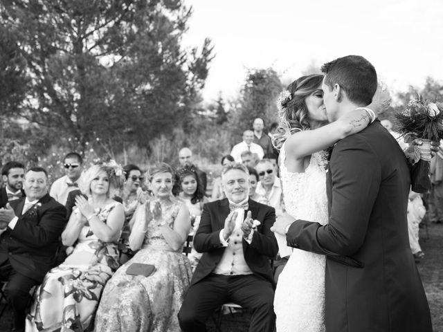 La boda de Jose y Irene en San Agustin De Guadalix, Madrid 20