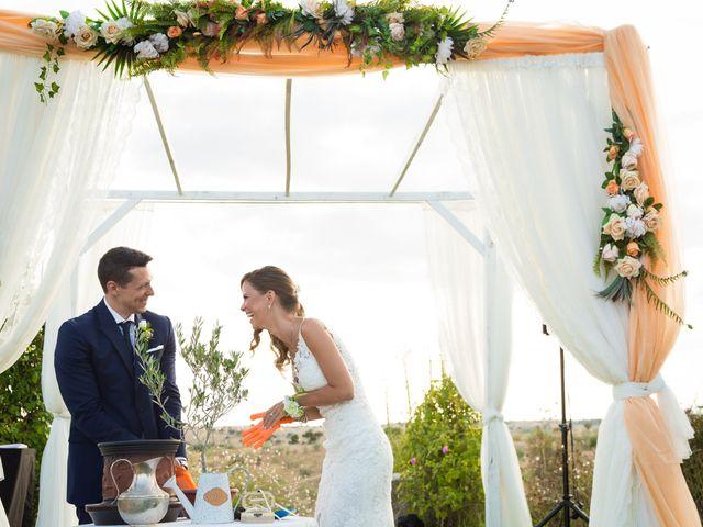 La boda de Jose y Irene en San Agustin De Guadalix, Madrid 22