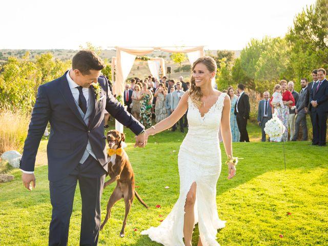 La boda de Jose y Irene en San Agustin De Guadalix, Madrid 24