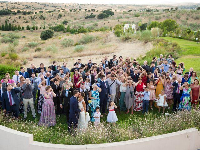 La boda de Jose y Irene en San Agustin De Guadalix, Madrid 25