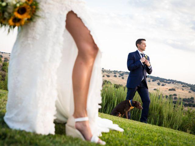 La boda de Jose y Irene en San Agustin De Guadalix, Madrid 27