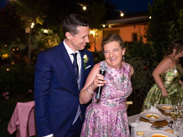La boda de Jose y Irene en San Agustin De Guadalix, Madrid 31