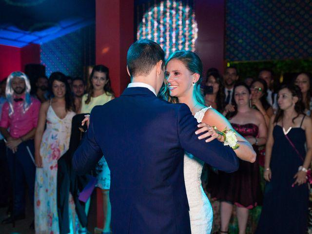 La boda de Jose y Irene en San Agustin De Guadalix, Madrid 36
