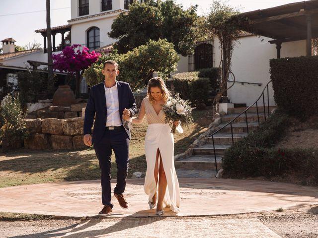 La boda de Mathieu y Amandine en Alhaurin De La Torre, Málaga 20