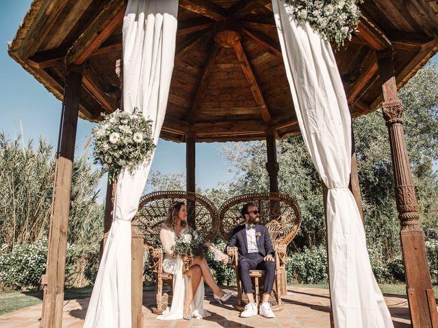 La boda de Mathieu y Amandine en Alhaurin De La Torre, Málaga 23