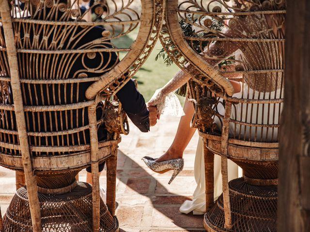 La boda de Mathieu y Amandine en Alhaurin De La Torre, Málaga 24