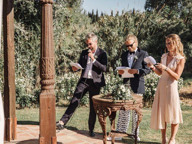 La boda de Mathieu y Amandine en Alhaurin De La Torre, Málaga 25