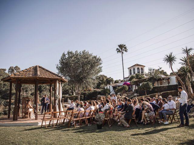 La boda de Mathieu y Amandine en Alhaurin De La Torre, Málaga 27