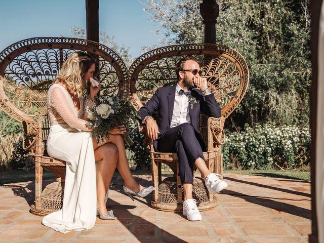 La boda de Mathieu y Amandine en Alhaurin De La Torre, Málaga 28