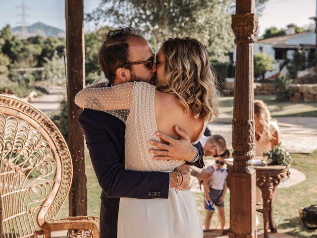 La boda de Mathieu y Amandine en Alhaurin De La Torre, Málaga 32