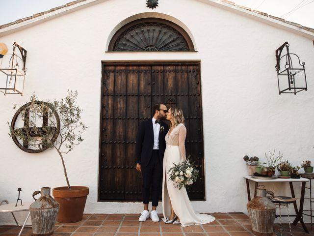 La boda de Mathieu y Amandine en Alhaurin De La Torre, Málaga 33