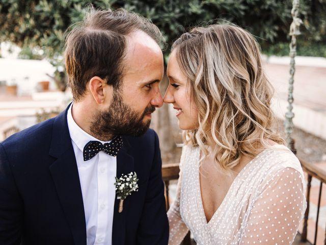 La boda de Amandine y Mathieu