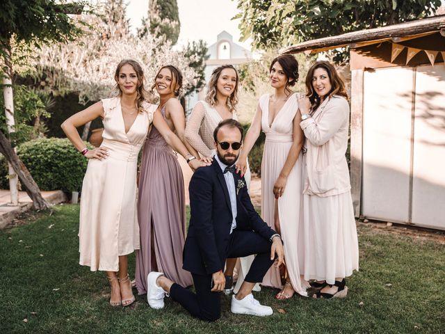 La boda de Mathieu y Amandine en Alhaurin De La Torre, Málaga 35