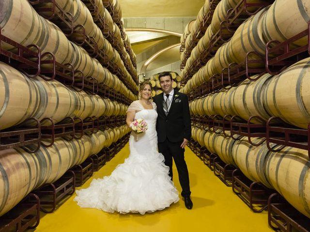 La boda de Mayra y Javier
