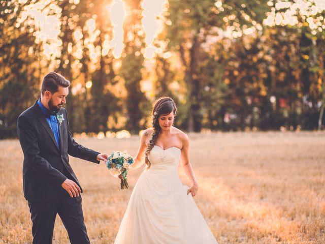 La boda de Eva y Grek