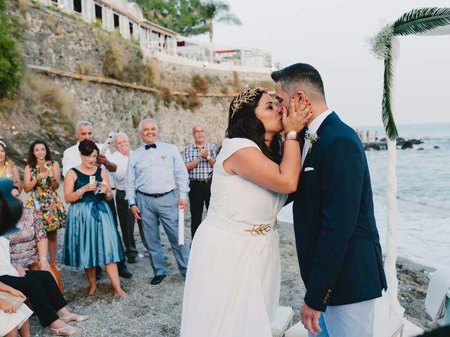 La boda de Tama y Carlos