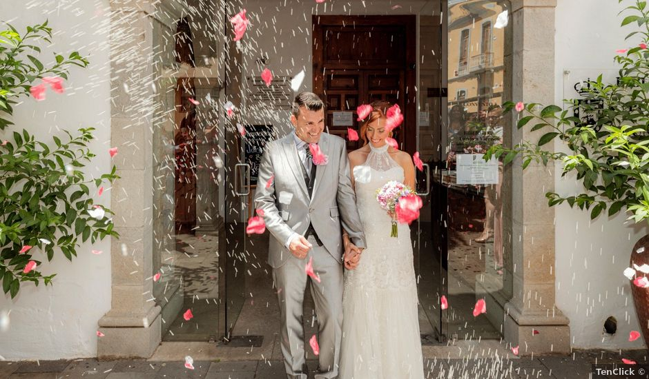 La boda de Jorge y Dácil en Villa De Arico, Santa Cruz de Tenerife