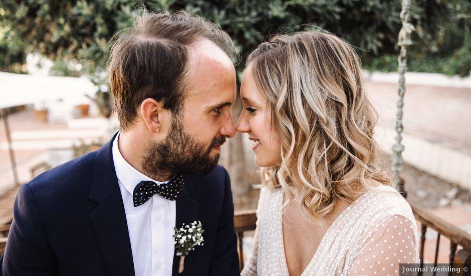 La boda de Mathieu y Amandine en Alhaurin De La Torre, Málaga