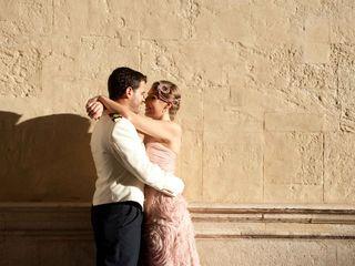 La boda de Aurora y Kino
