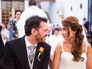 La boda de Lola y Pablo