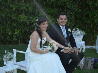 La boda de Eli y Marc 2