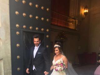 La boda de Yuleyma  y Alejandro  1