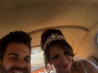 La boda de Yuleyma  y Alejandro  3