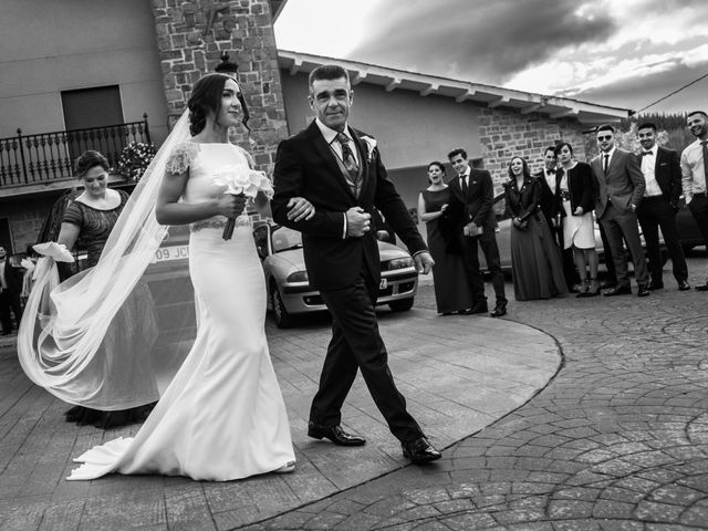 La boda de Carina y Alvaro