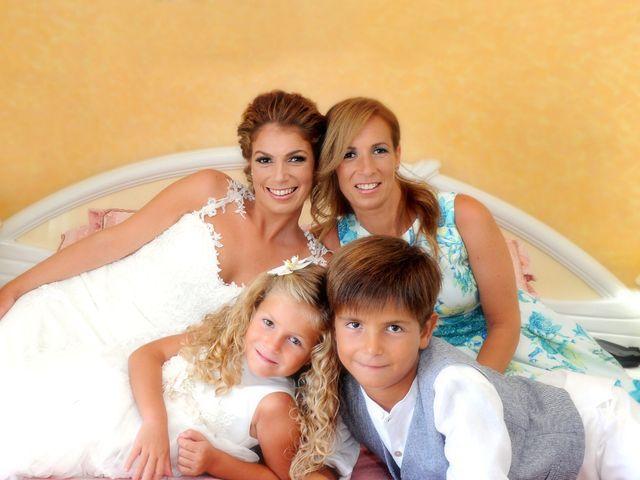 La boda de Dani y Vanessa en Santa Coloma De Farners, Girona 13
