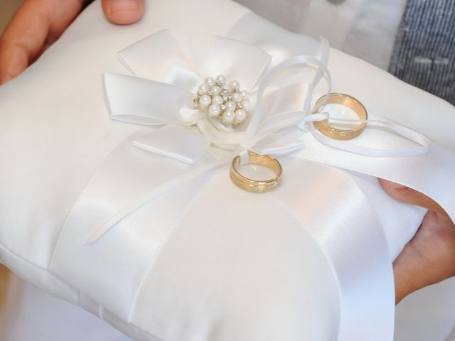 La boda de Dani y Vanessa en Santa Coloma De Farners, Girona 15