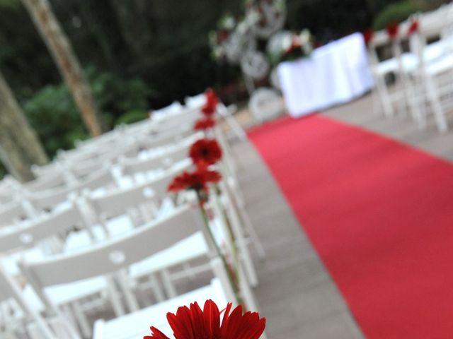 La boda de Dani y Vanessa en Santa Coloma De Farners, Girona 18