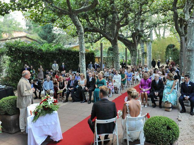 La boda de Dani y Vanessa en Santa Coloma De Farners, Girona 21