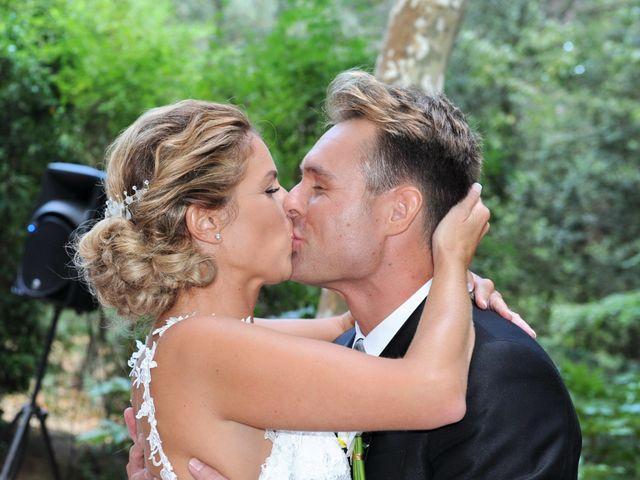 La boda de Dani y Vanessa en Santa Coloma De Farners, Girona 28