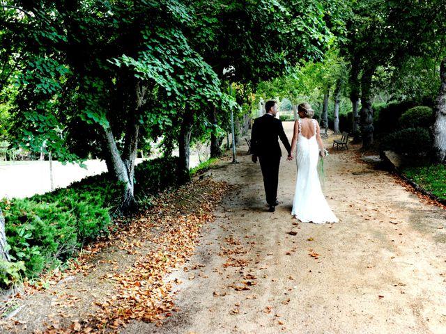 La boda de Dani y Vanessa en Santa Coloma De Farners, Girona 31
