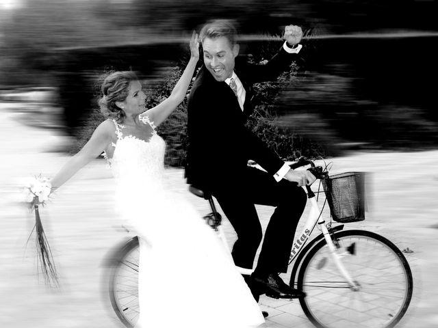 La boda de Dani y Vanessa en Santa Coloma De Farners, Girona 37