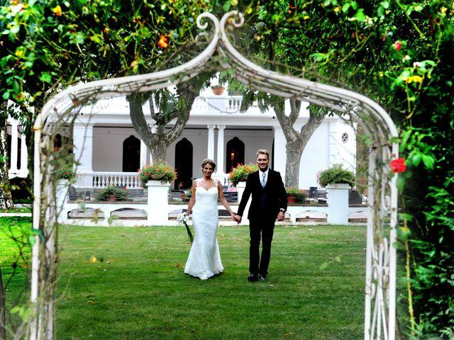 La boda de Dani y Vanessa en Santa Coloma De Farners, Girona 38