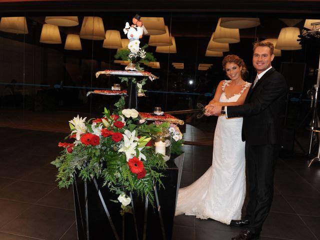 La boda de Dani y Vanessa en Santa Coloma De Farners, Girona 47