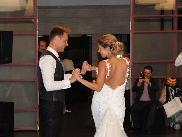 La boda de Dani y Vanessa en Santa Coloma De Farners, Girona 50