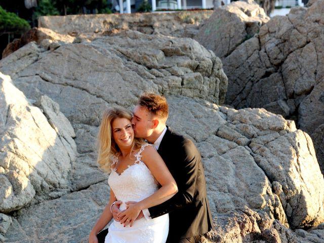 La boda de Dani y Vanessa en Santa Coloma De Farners, Girona 51
