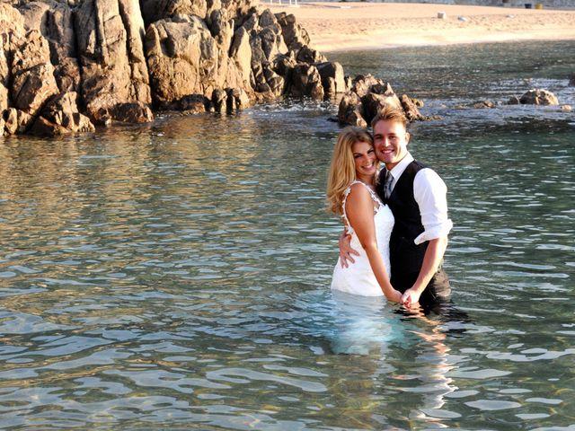 La boda de Dani y Vanessa en Santa Coloma De Farners, Girona 53