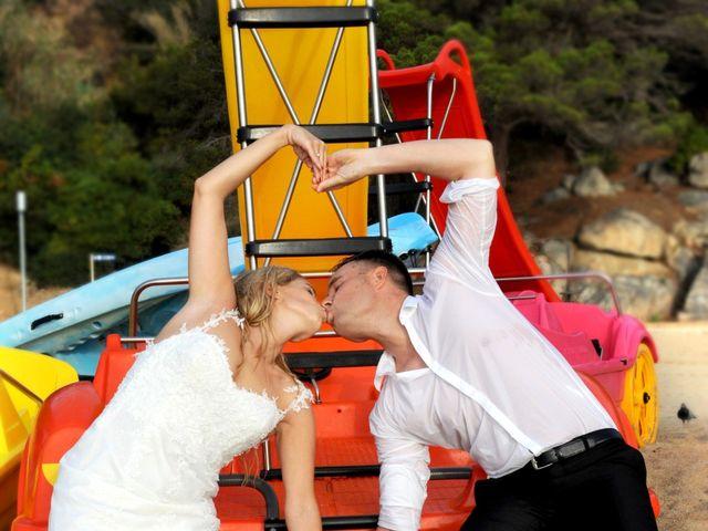 La boda de Dani y Vanessa en Santa Coloma De Farners, Girona 60