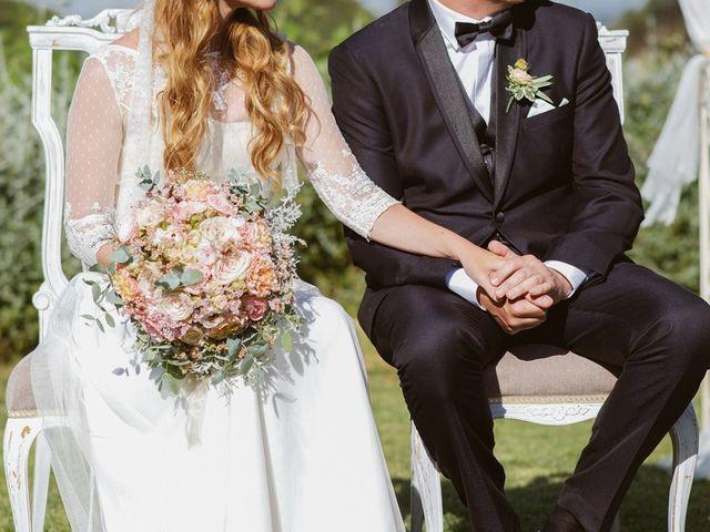 La boda de Ion y Vanessa en Sant Pere De Ribes, Barcelona 14
