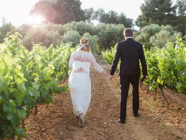 La boda de Ion y Vanessa en Sant Pere De Ribes, Barcelona 2