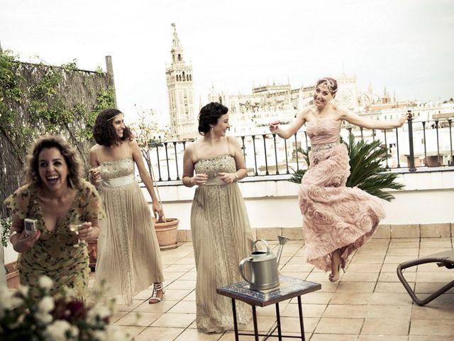 La boda de Kino y Aurora en Sevilla, Sevilla 7