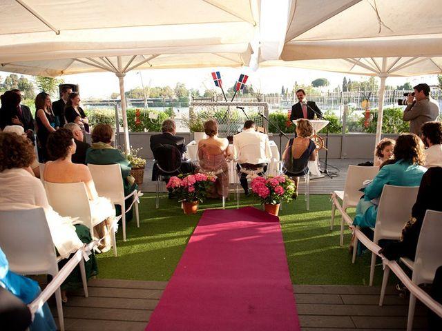 La boda de Kino y Aurora en Sevilla, Sevilla 26