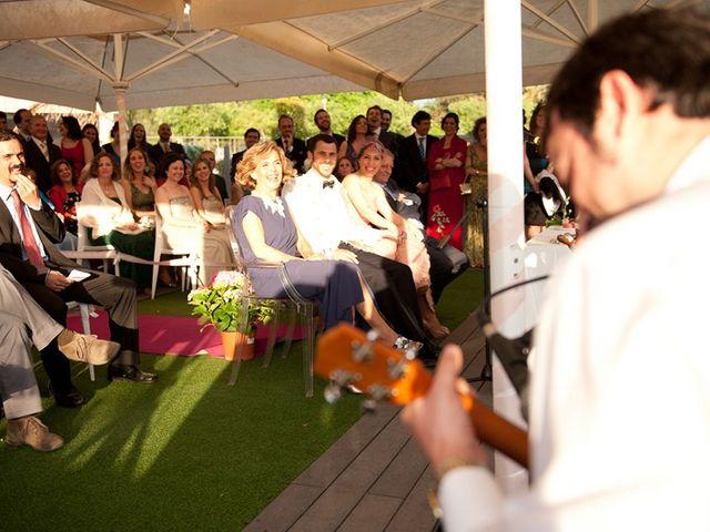 La boda de Kino y Aurora en Sevilla, Sevilla 27