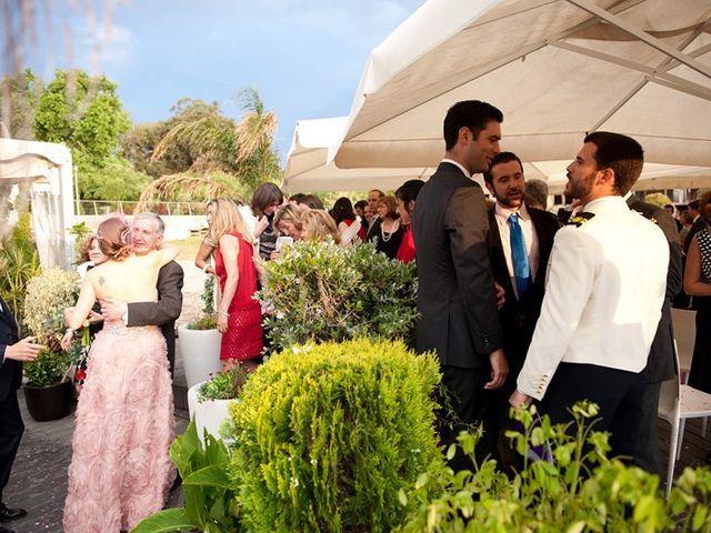 La boda de Kino y Aurora en Sevilla, Sevilla 28