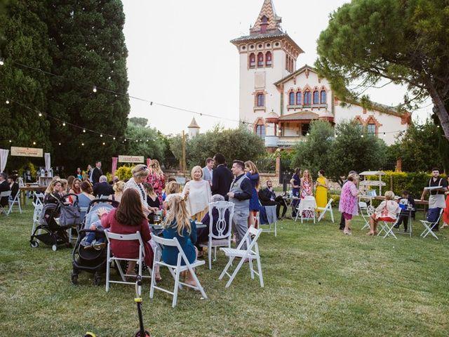 La boda de Ion y Vanessa en Sant Pere De Ribes, Barcelona 20