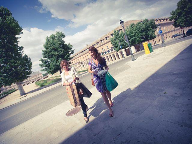 La boda de Pablo y Lola en Aranjuez, Madrid 2